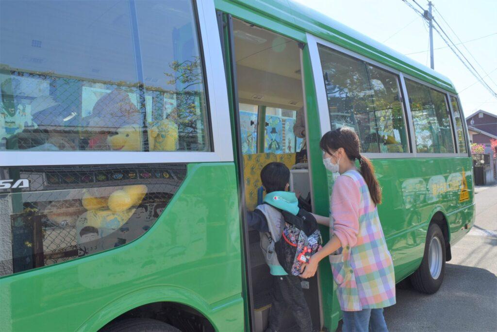 降園 バス